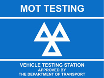 MOT test while you wait in London
